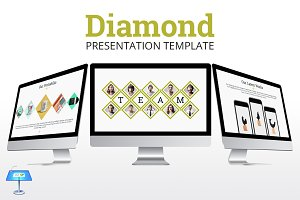 Diamond - Keynote Template