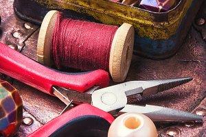 Handmade bead making accessories