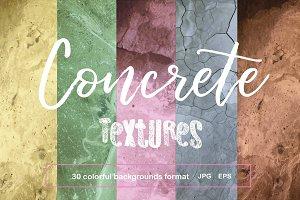 Concrete texture backgrounds