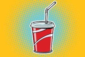 paper Cup fast food beverage