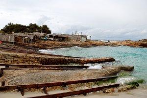 Formentera beach