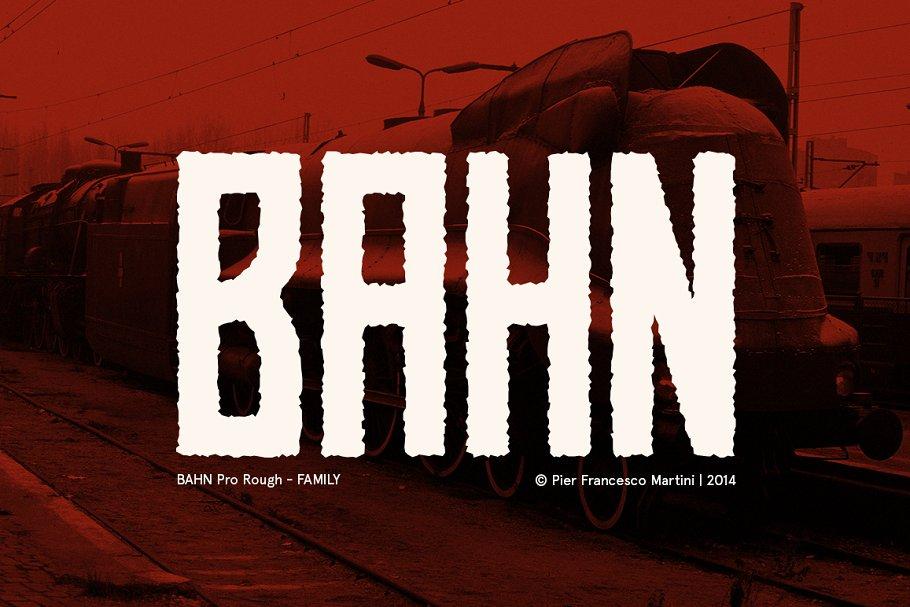 BAHN Pro Rough - FAMILY