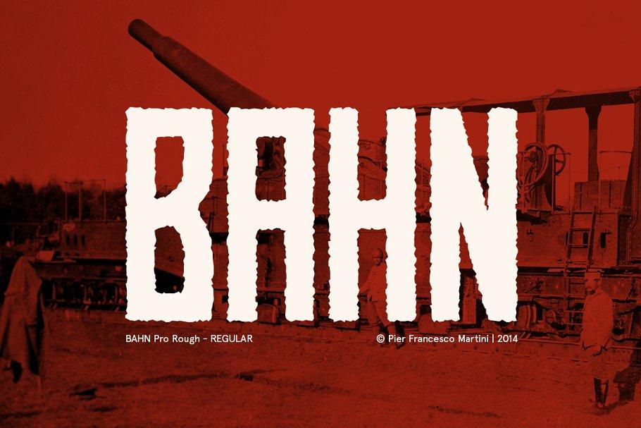 Best BAHN Pro Rough - REGULAR Vector