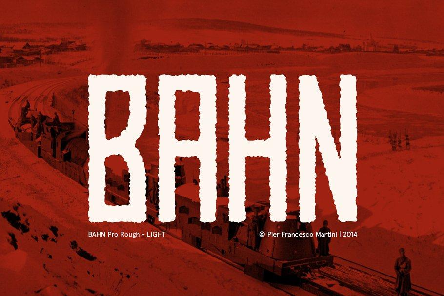 BAHN Pro Rough - LIGHT