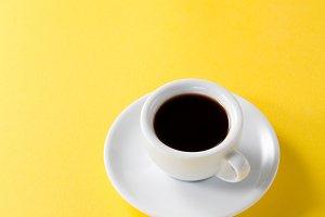 Tasty Classic Espresso Coffee Art