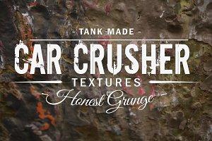Car Crusher Grunge: Tank Made