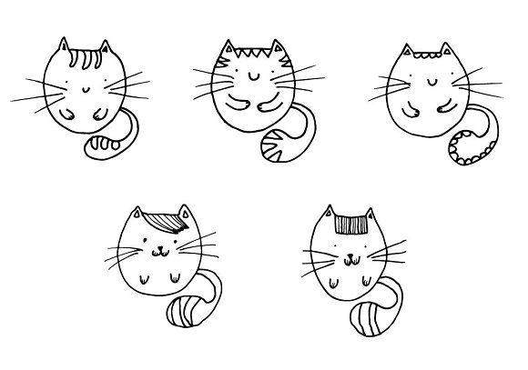 Round Cats