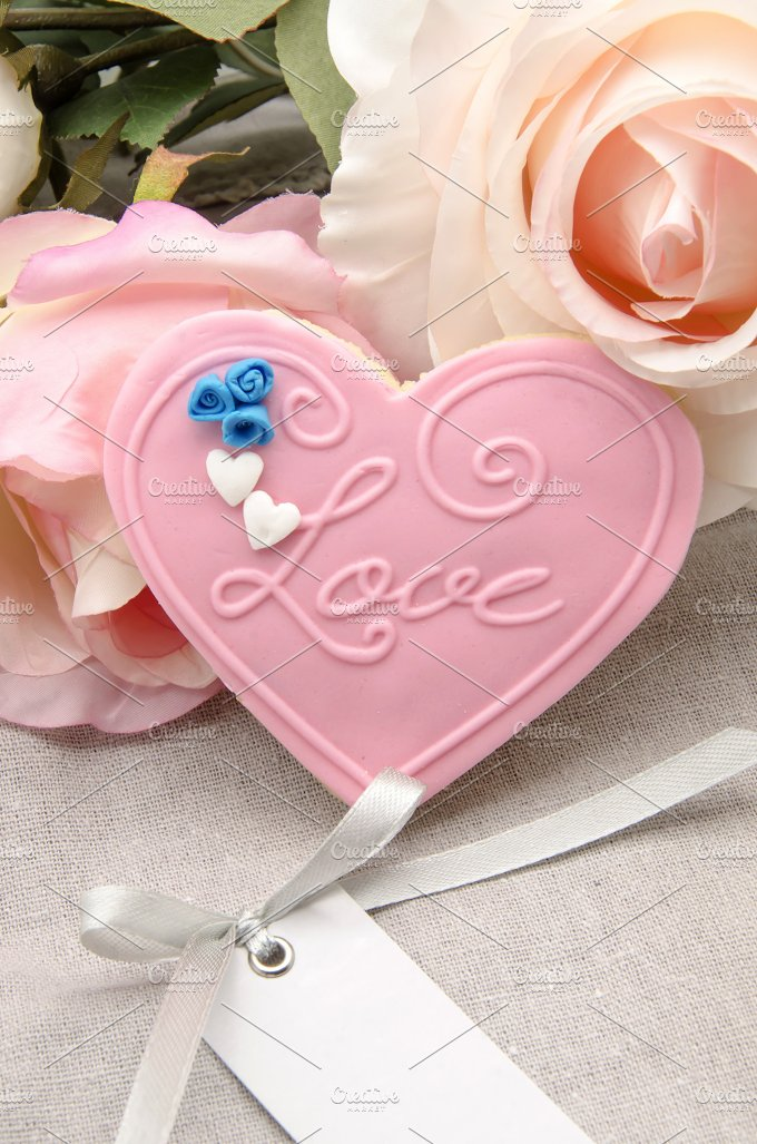 galletas corazon decoradas (53).jpg - Food & Drink