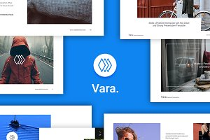 Vara - Creative Keynote Template