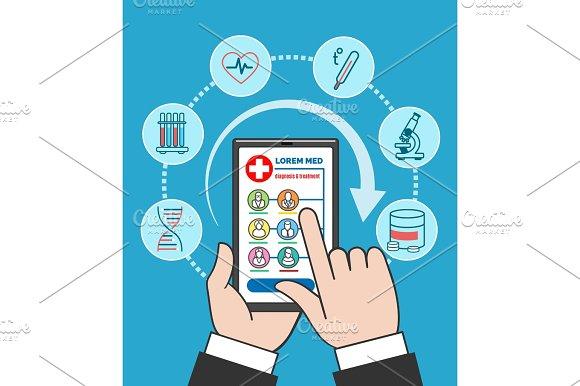 Smartphone Remote Medical Care