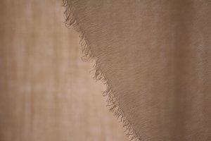 raw edge textile