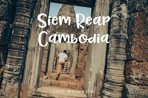 Siem Reap Cambodia (Photo Pack)