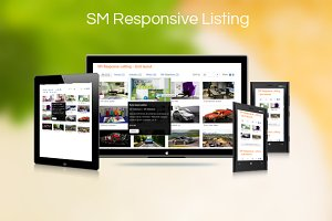 SM Responsive Listing Magento Module