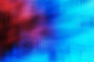 Horizontal vivid vibrant 3d extruded lines  business presentatio