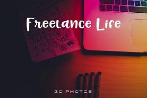 Freelance Life Photo Pack