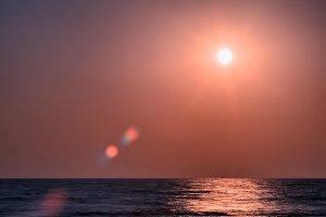 Goan sun flare