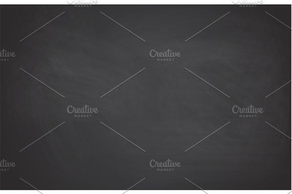 Black Chalkboard Background.Vector Texture V2