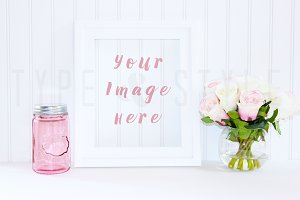 Styled Stock Photo - Valentine's Day