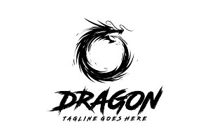 Dragon Logo V.3