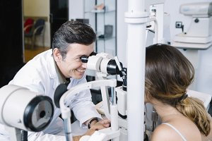 Medical ophthalmologist