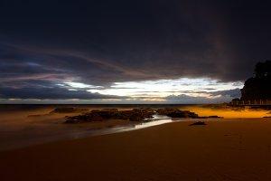 Stormy Dramatic Sunrise - Redemption