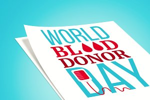 Blood Donor Day Banner