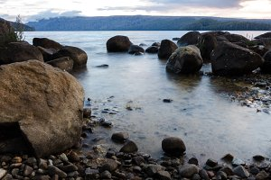 Sunrise in Tasmania 2