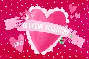 Valentine Vectors w/BONUS