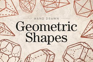 Hand Drawn - Geometric Shapes
