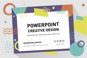 PowerPoint Creative Design Template