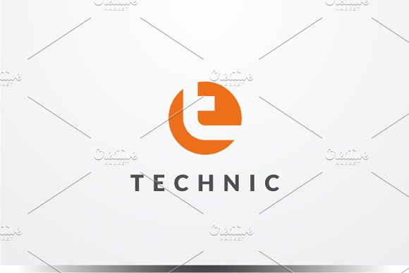 Technic T Logo
