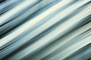 Horizontal vivid white diagonal stripes background