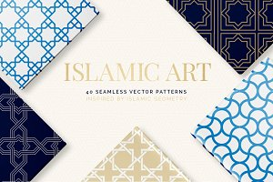 Islamic art vector patterns patterns creative market toneelgroepblik Image collections