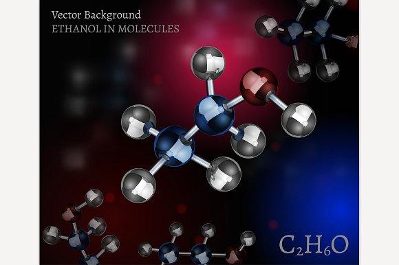 Ethanol Background Image