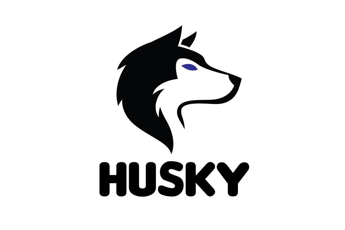 Husky Logo Logo Templates Creative Market