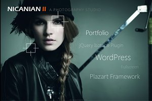 Nicanian II - WordPress Theme