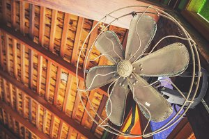 Old Dusty Fan