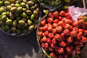 Fruits at the market, Vietnam
