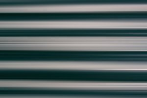 Horizontal jalousie abstraction
