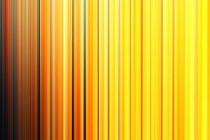 Horizontal vivid yellow curtains business presentation abstract