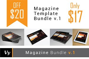 Magazine Bundle vol. 01