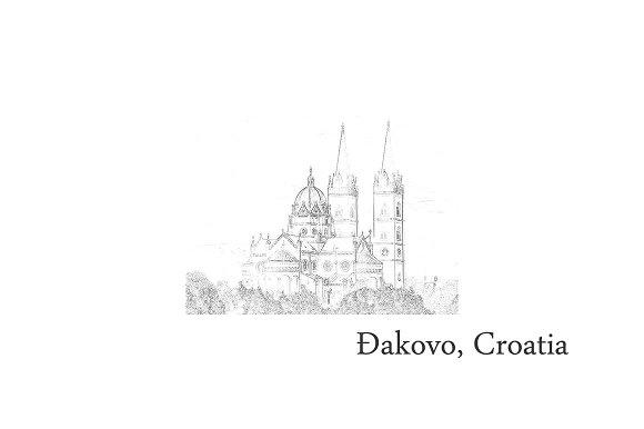 Croatia Postcards Akovo