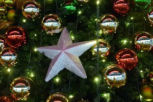 Chirstmas Decoration Detail