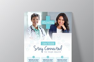 Stay Connected Flyer