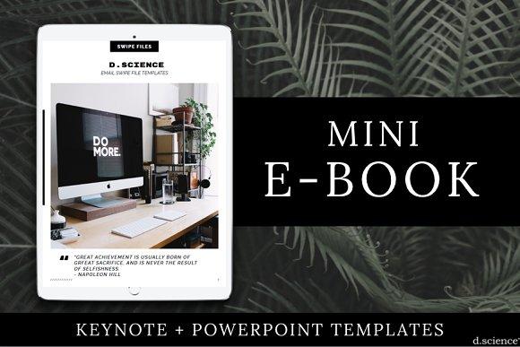 MINI EBOOK TEMPLATE COLLAB NO.4