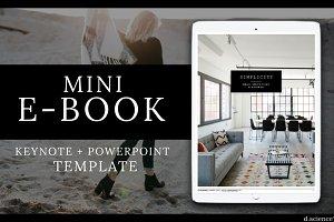 MINI EBOOK TEMPLATE | SIMPLICITY #5