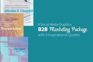 B2B Social Media Marketing Package