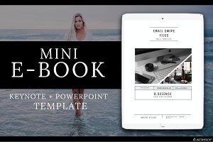 MINI EBOOK TEMPLATE | LIGHT NO.6