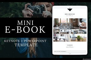 MINI EBOOK TEMPLATE | CLEAN NO.7