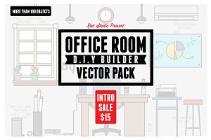 Office Room D.I.Y Builder Pack